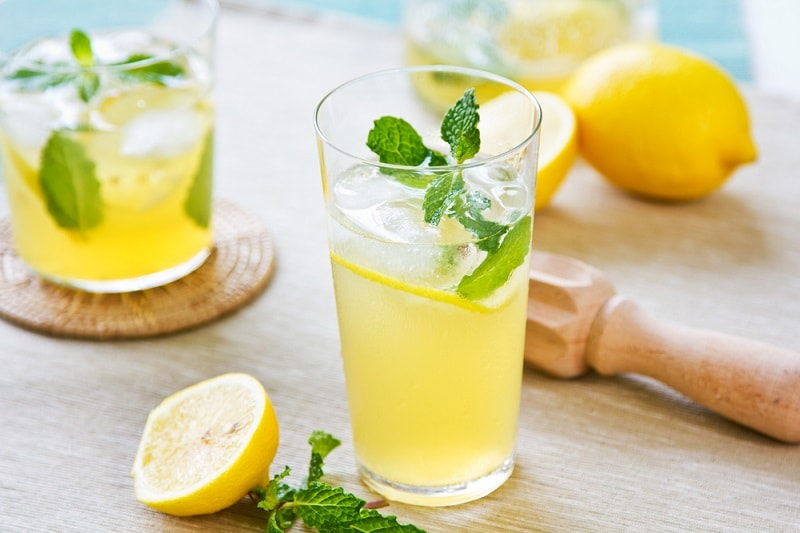 Lemonade Diet Lots Of Detoxification