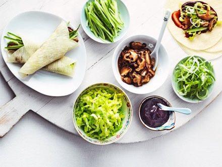 vegetarian food cancer