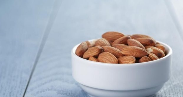 almonds food