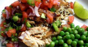 chicken and vegie