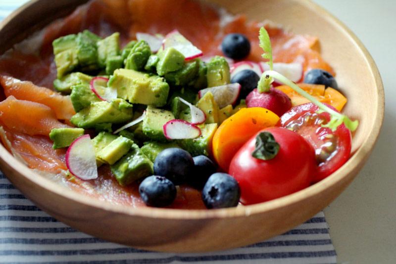 diet - salad