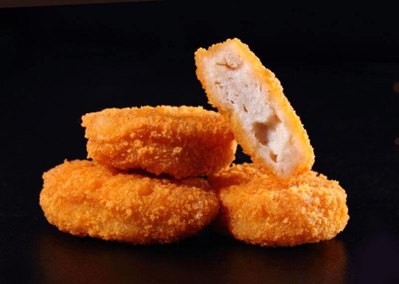 fried foods - chicken nugets