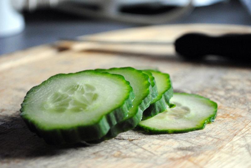 cucumbers - hydrate