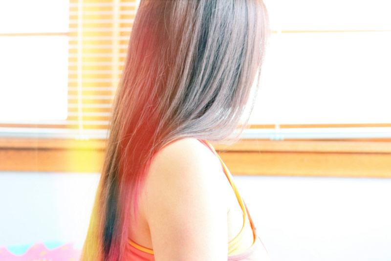 hair style - women