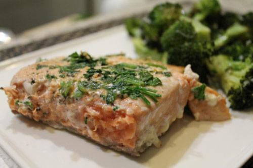 salmon health