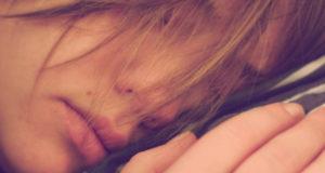 women dream and sleep