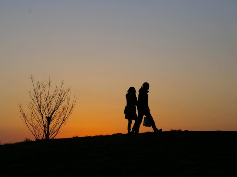 anti-aging walk
