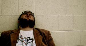 men snoring