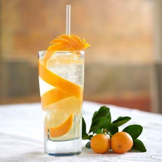mandarin coctail