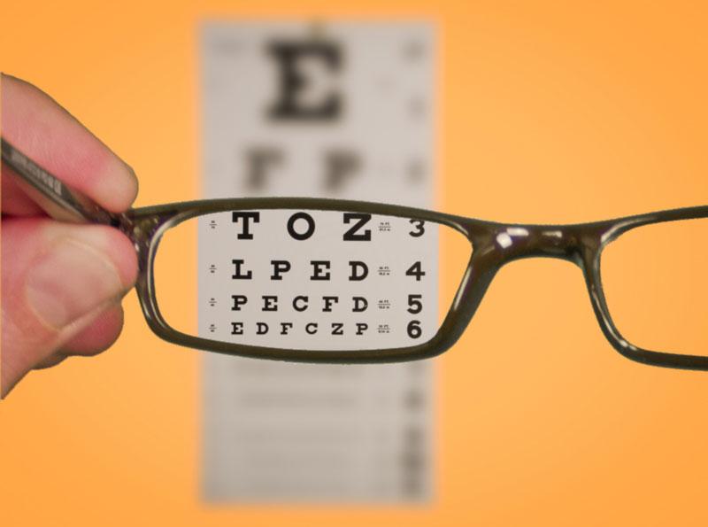 rheumatism vision