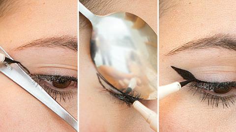 skin care spoon women