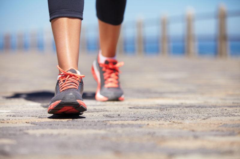 walking health