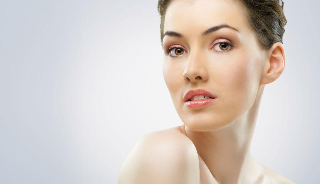 beauty women skin