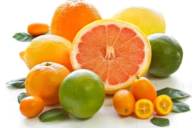 vitamin c citrus fruit