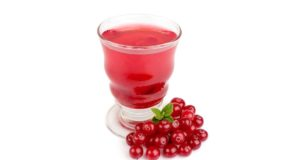 Cranberry drink