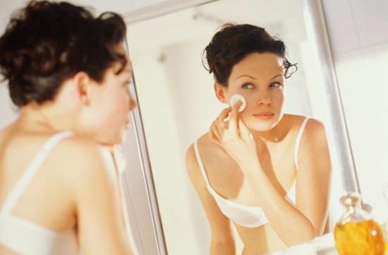 acne skin beauty