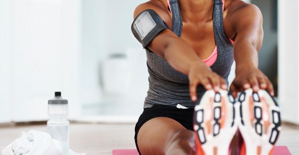 muscle mass women